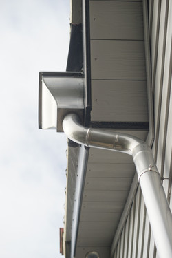 Stainless guttering 4