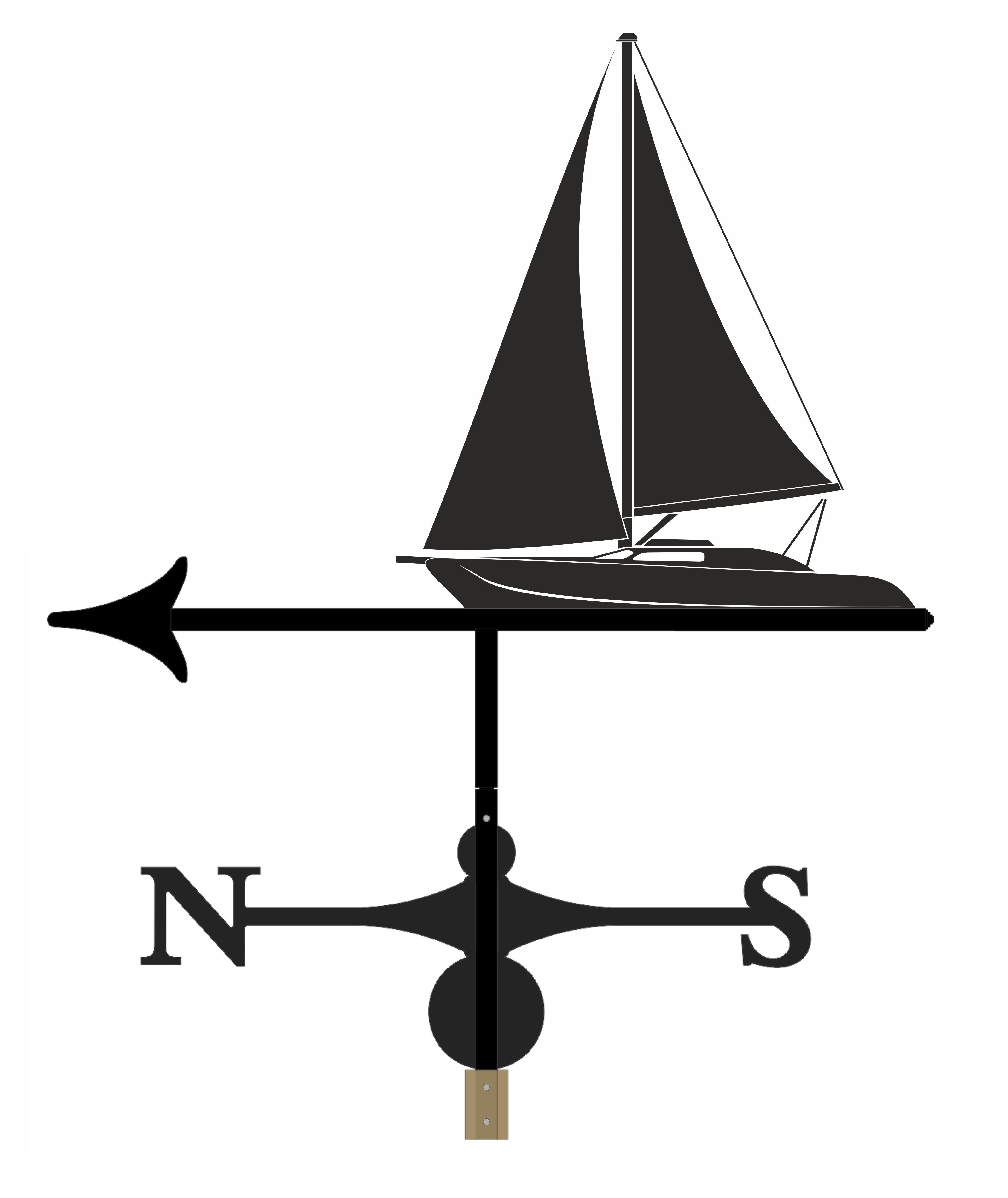 Weathervane - Boat 1