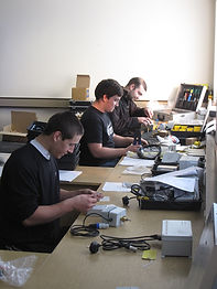 Shire Clocks manufacture in the UK