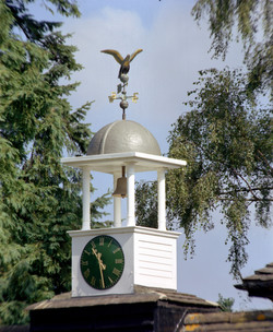 GRP Bell Tower with Clock