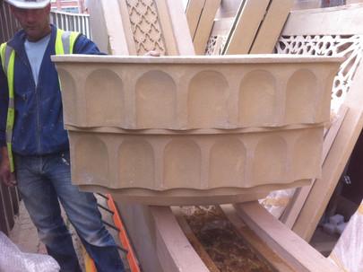 GRP Minaret Pattern
