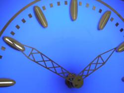 Bespoke clock face