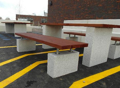 Hamble style picnic table
