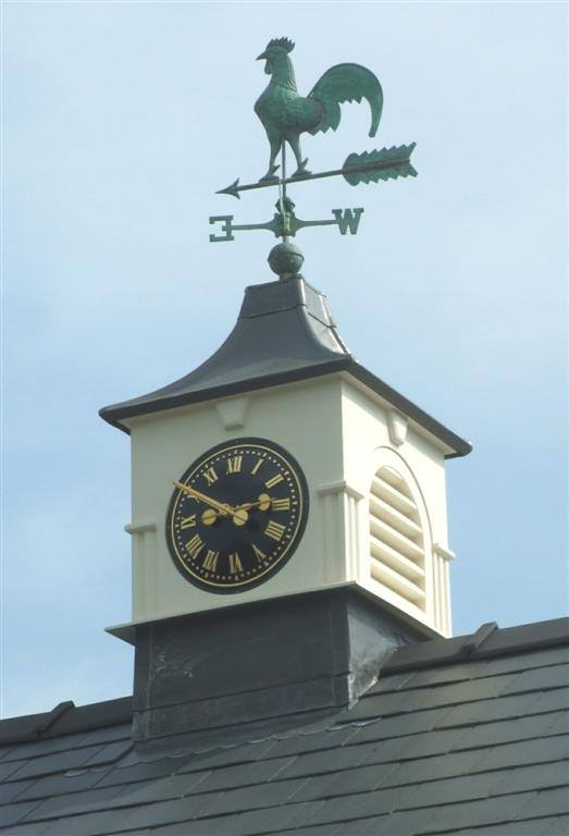 Oxford Clock Tower