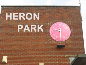 Clocks for school playground