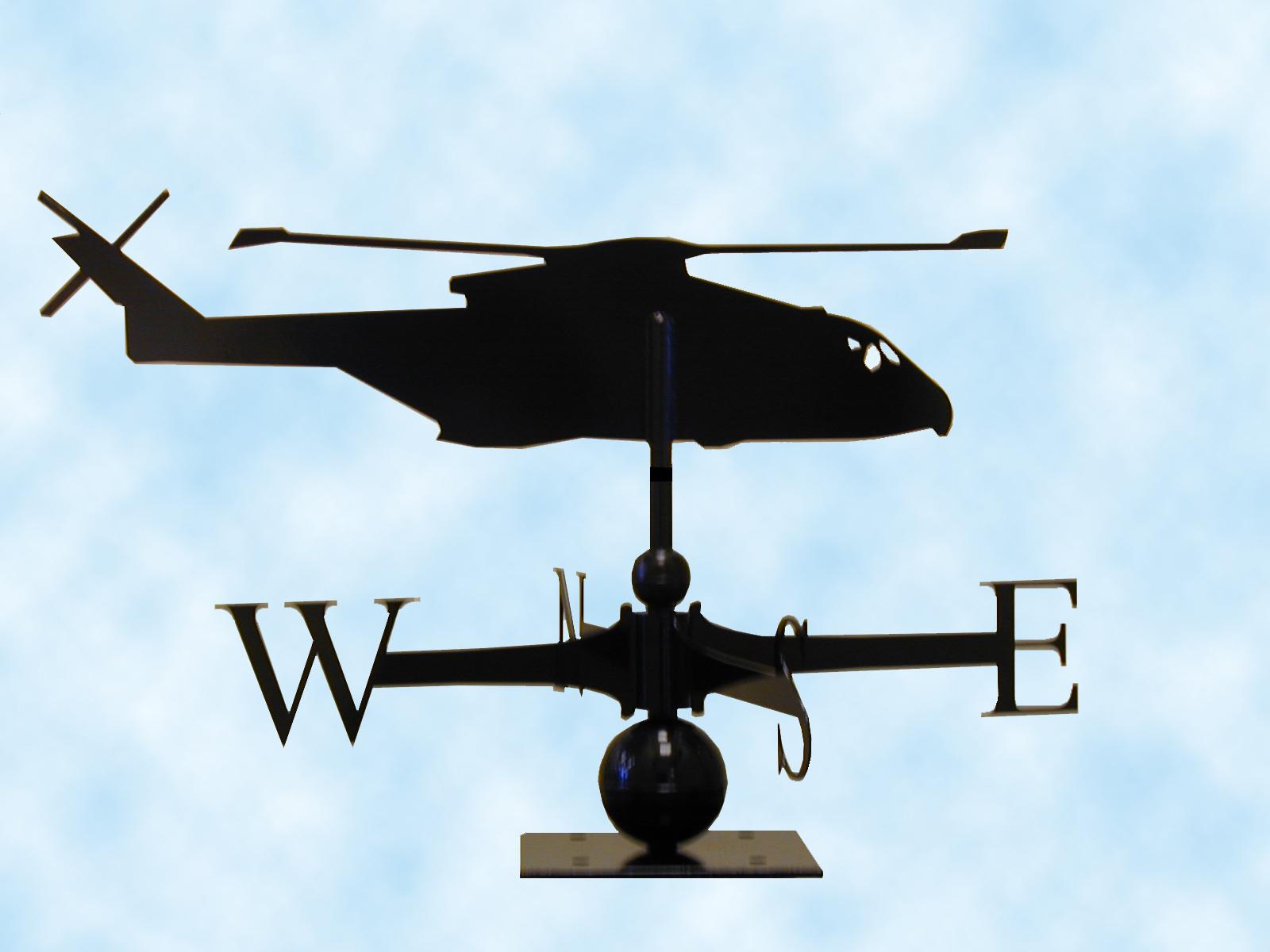 Weathervane - Merlin helicopter