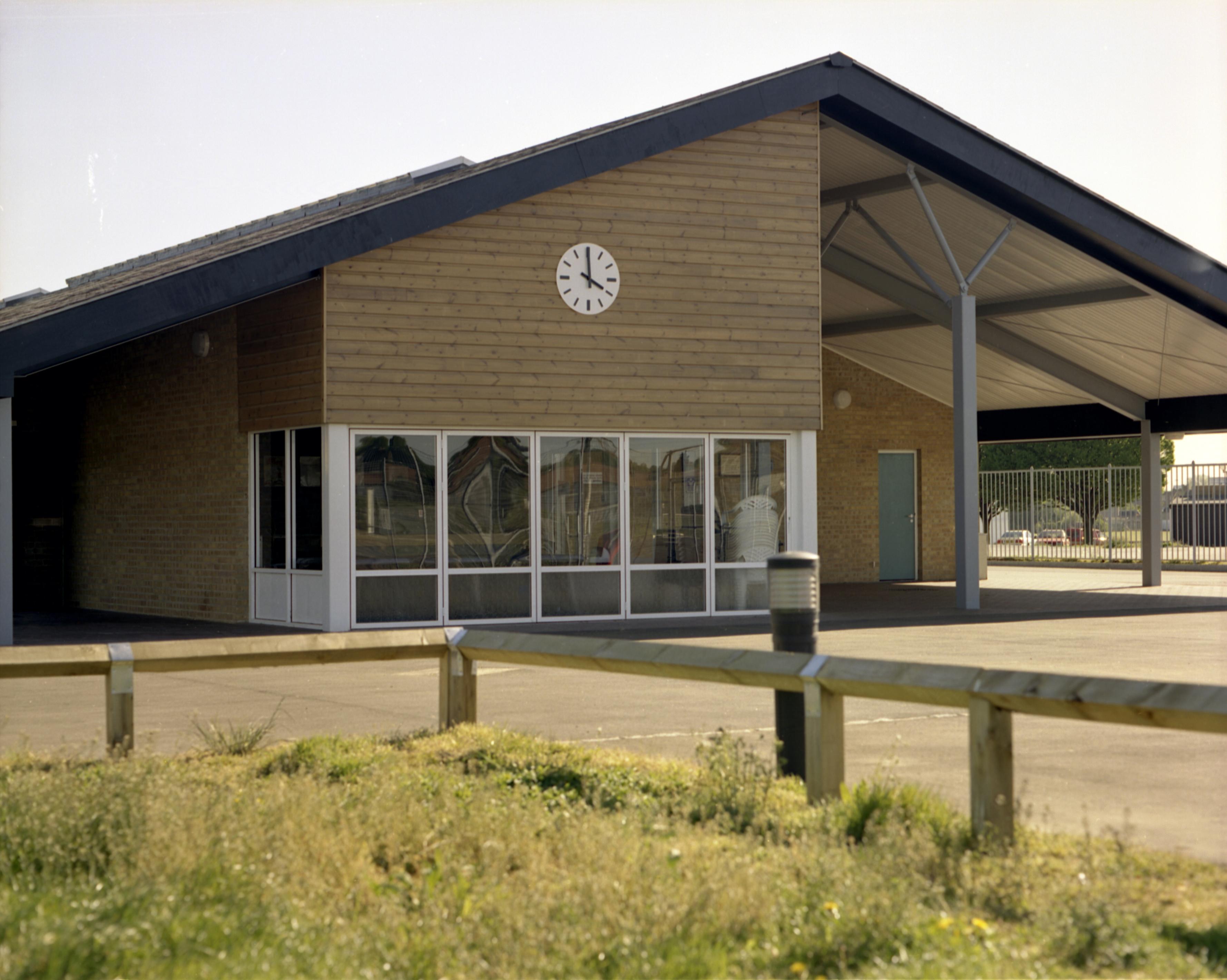 Sport Centre Clock