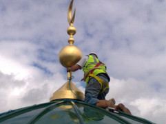 Finial for Mosque