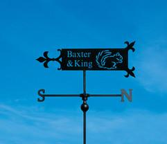 Baxter & King Weathervane