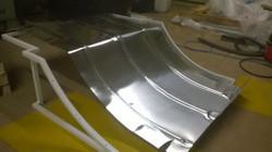 Zinc canopy