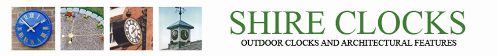 Shire Clocks - Exterior and Outdoor Clock Manufacturer