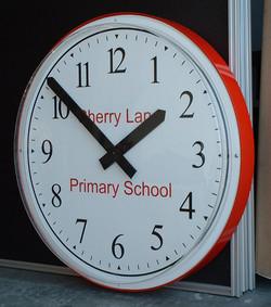 Cherry Lane Primary School Clock