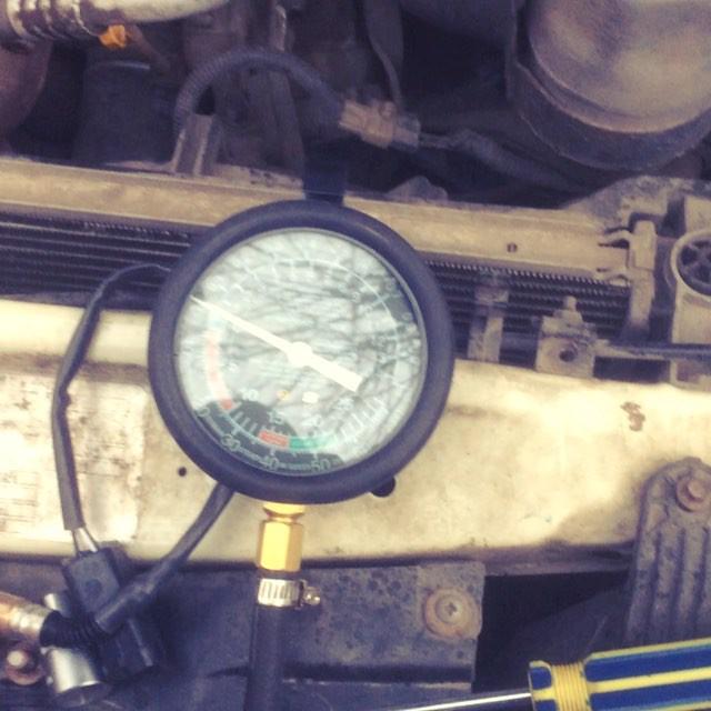 Проверка противодавления катализатора, чистоты выхлопной системы. _Работаем со всеми марками автомоб