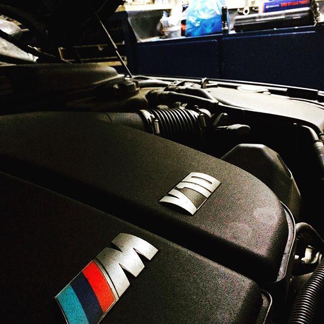Сегодня у нас в гостях, на диагностику💪💪самый честный двигатель v10 M5__Работаем со всеми марками