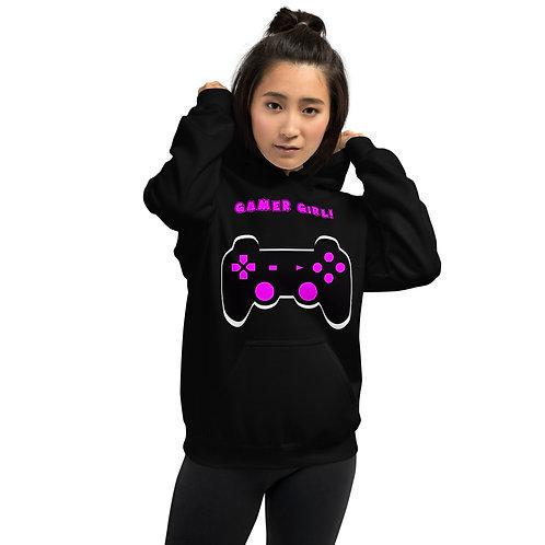 Gamer Girl Unisex Hoodie