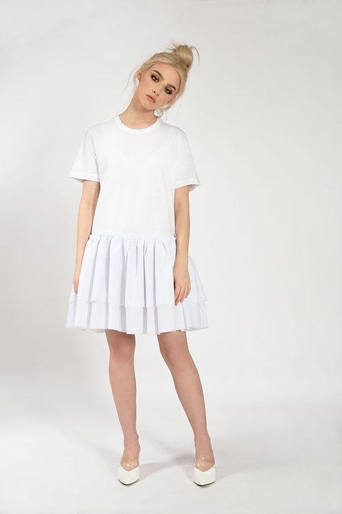 ALBA T-SHIRT DRESS