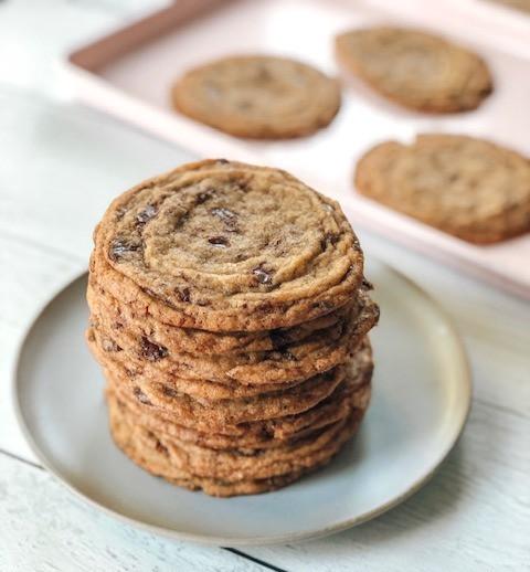 (Pan-Banging) Chocolate Chip Cookies Recipe