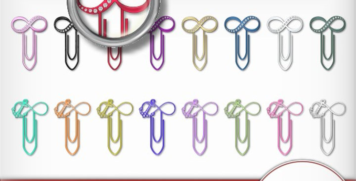Infinity Style Clip Scrapbooking Kit