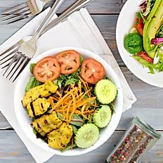 Chicken Sate' Salad