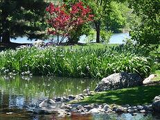Japanese gardens Chicago