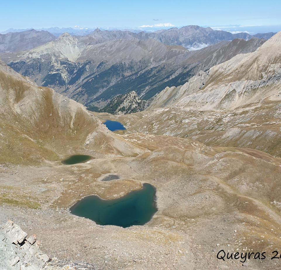 Lacs de l'Eychassier et Foréant