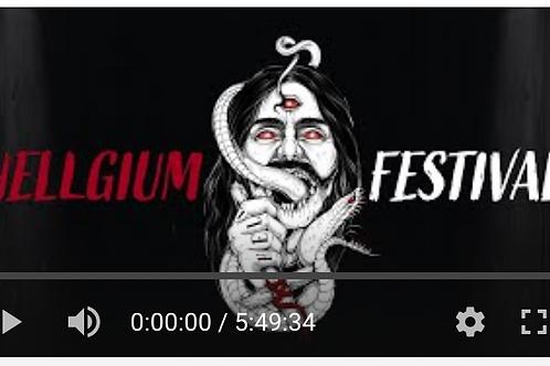 Hellgium Full Festival (VIDEO STREAM)