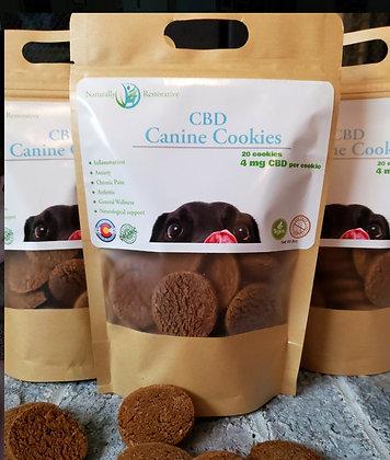 4mg CBD Canine Cookies