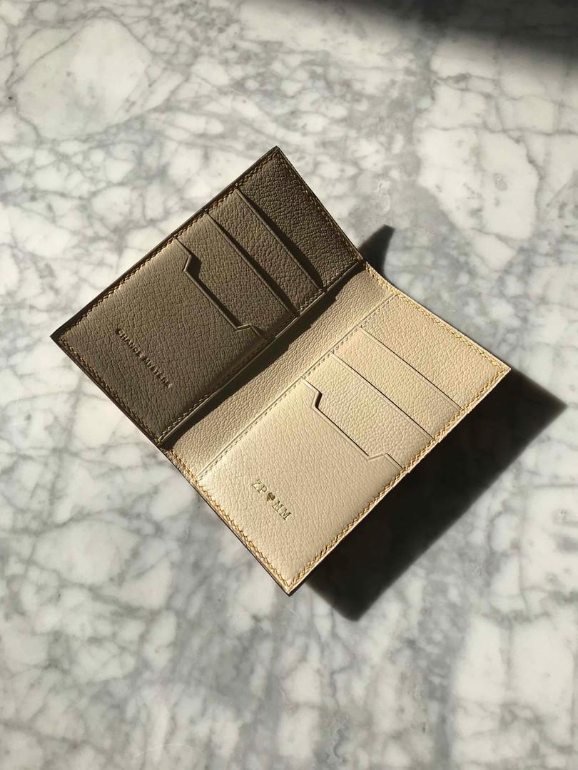 Long Cardholder