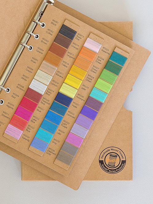 MEISI Colour Catalogue