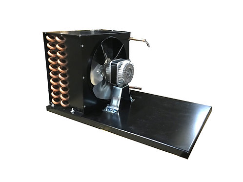 Cond.B 3/4Set    Coil, Fan and Base for 3/4 HP Unit