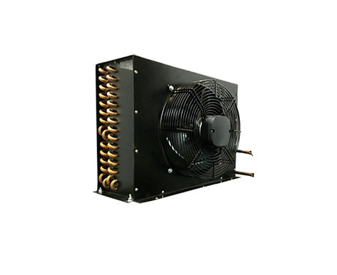 Cond E Coil with Fan for 2 HP Unit