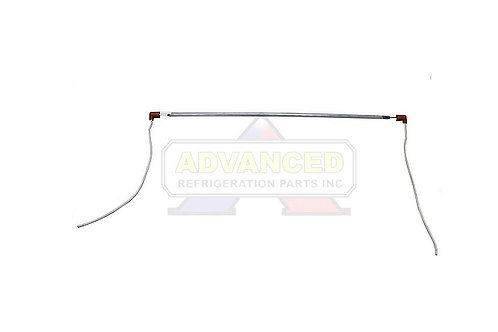 "Universal Vycor Tube Heater 23-13/16""L, 115V, 500W"