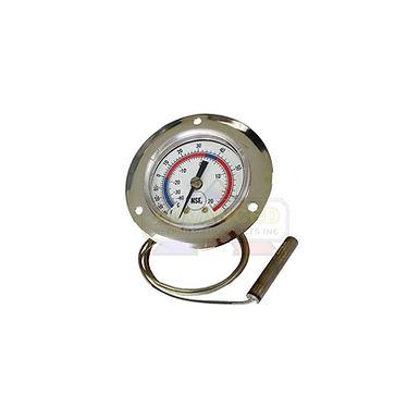 """MILJOKO V20362002 Walk-In Box Thermometer 48"""" Cap."""