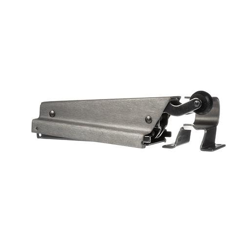 CHG 941010 Satin Stainless Steel  Hydraulic Door Closer, Flush