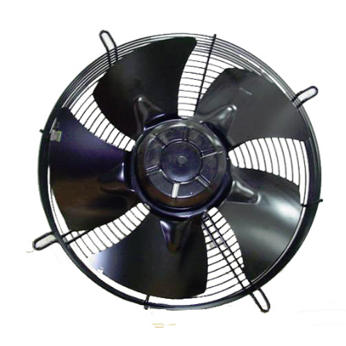 "4E350S Evaporator/Condensing Fan Motor 14"" Blade"