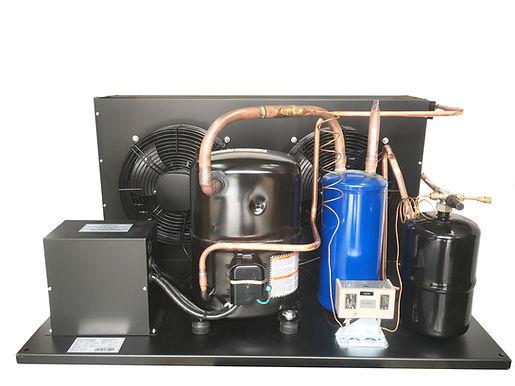 Outdoor QT AVA7524ZXN Unit 3 HP, R404A, 220V/1PH