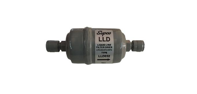 "LLD032S Liquid Line Drier 1/4"" ODF"