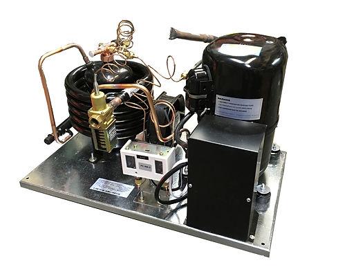 Water QT AJA7494ZXD Unit 1-1/4 HP R404A 220V/1PH