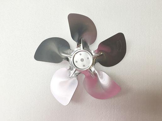 """Fan Blade 7.9"""" 200X34°CW"""