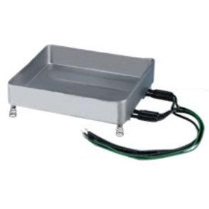 75-OS Cast Aluminum Condensate Drain Pan