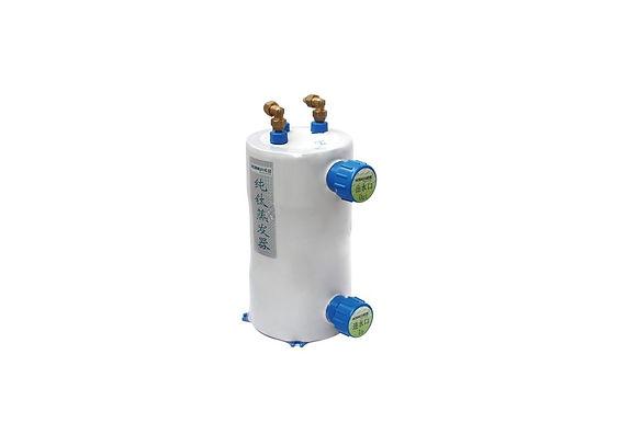 2 HP Pure Titanium Evaporators for Saltwater Aqua