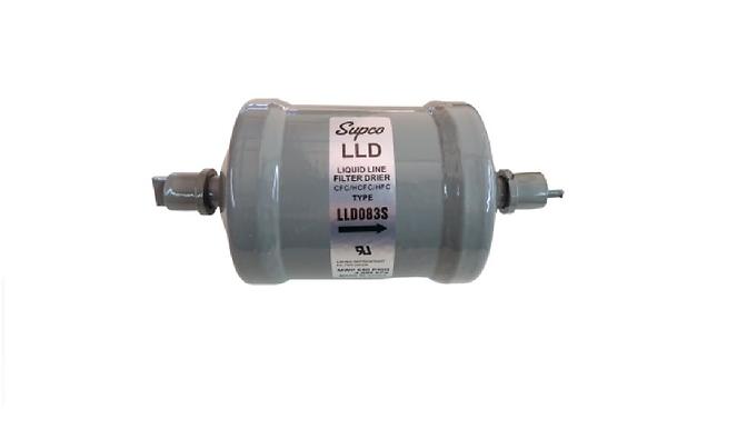"LLD083S Liquid Line Drier 3/8"" ODF"