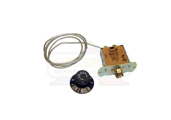 Cooler Control w/Dial Type 9531 Thermostat True