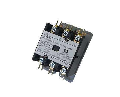 General Purpose Contactor 3 Pole 30A (Various Voltage)