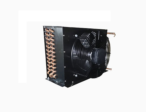 Cond. D Coil with Fan for 1-1/2 HP Unit