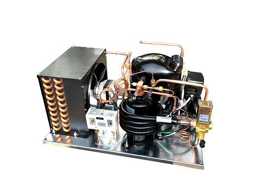 Combo Air/Water Unit QT AJA7461YXA, 3/4 HP, R134a