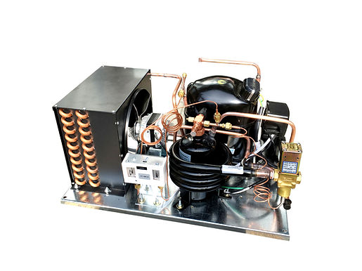 Combo Air & Water Unit QT AKA9438ZXA Unit 1/2 HP, R404A 115V/1PH