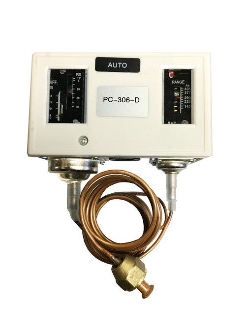 PC-306-D Adjustable Dual Pressure Control