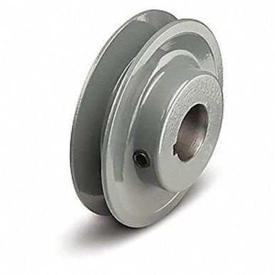 Fixed Bore Standard V-Belt Pulley, For A-Belt