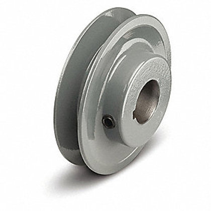 Fixed Bore Standard V-Belt Pulley, For A-Belt